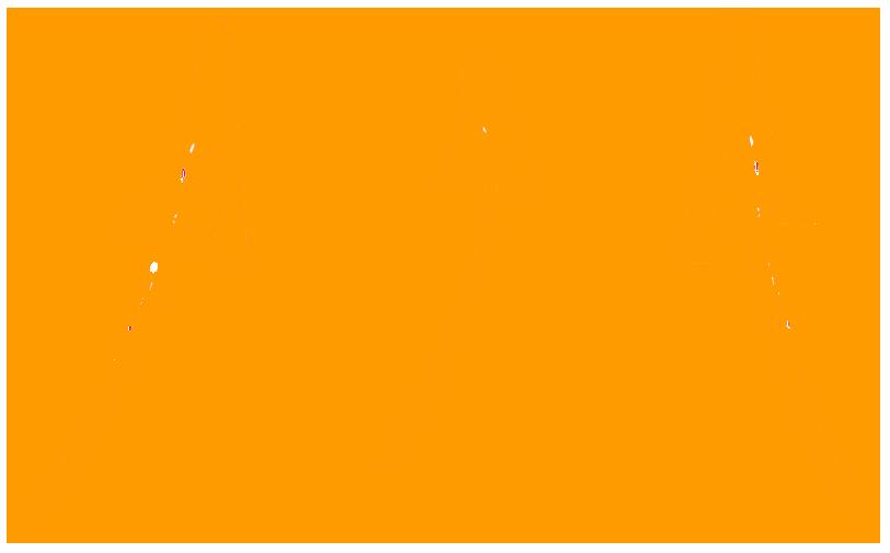 orange Pfeile nach oben