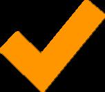 oranger Haken