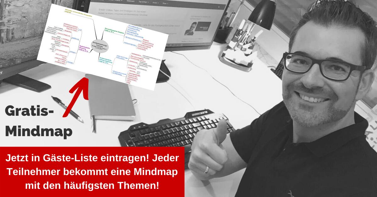 Gäste-Liste Live-Webinar Fachgespräch Kauffrau für Büromanagement